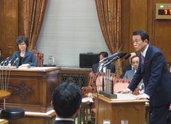 参議院財政金融委員会