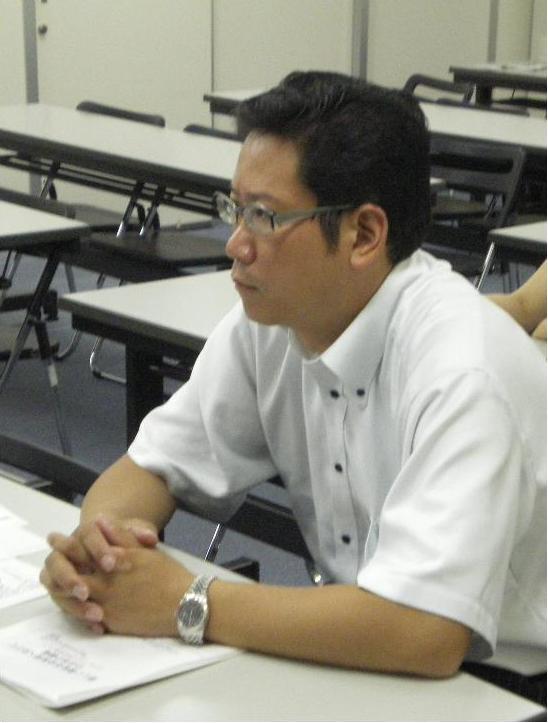 円より子(まどかよりこ) 公式サイト【スクール】NEW事務局 野坂貢一 挨拶