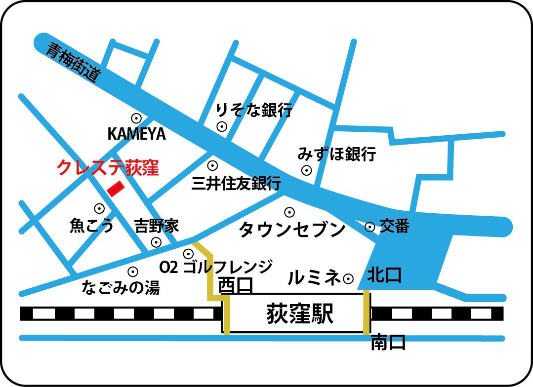杉並地図ver3
